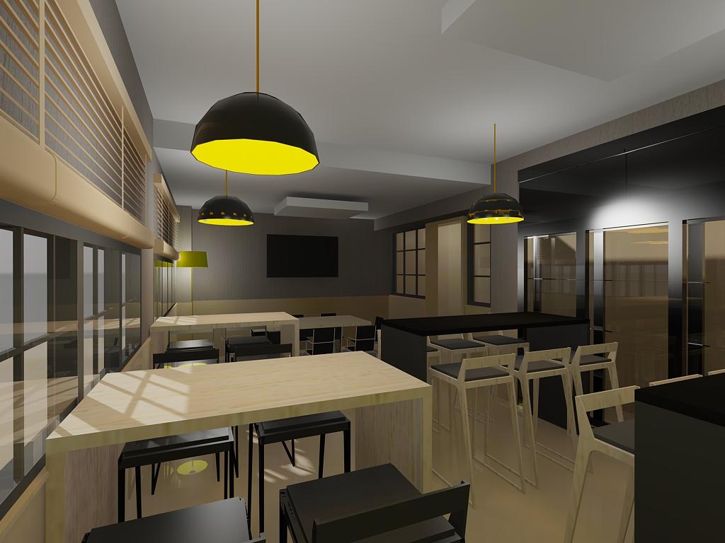 Virtual architecture 4 3d renders spaces interior design for Virtual decorator interior design