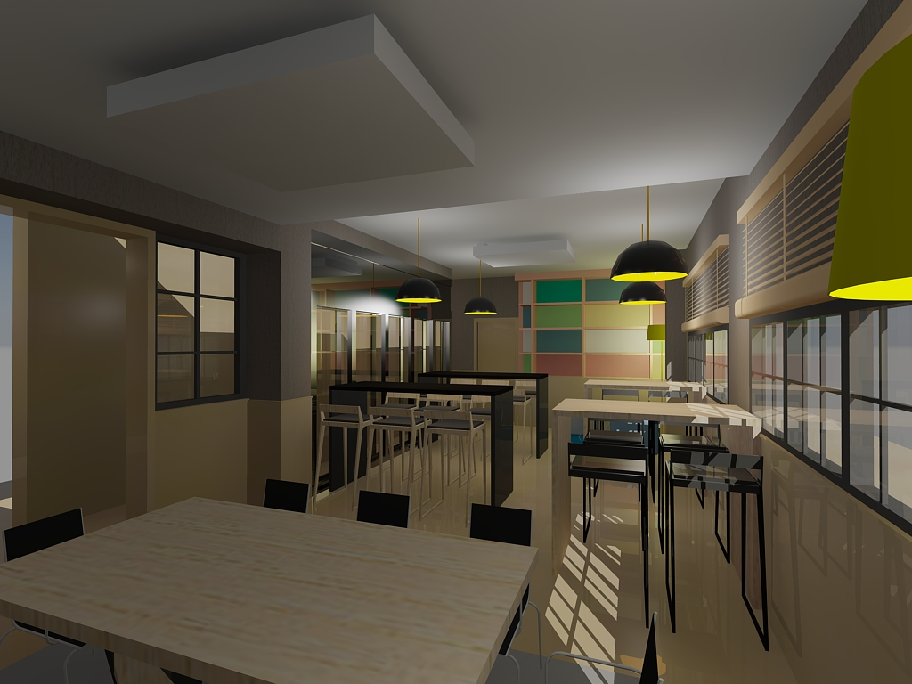 Virtual architecture 4 3d renders spaces interior design for Arquitectura virtual