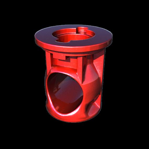 Escaneado 3D de alta resolución y modelado 3D